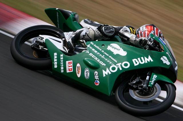 2010年 全日本ロードレース選手権シリーズ第4戦 スポーツランドSUGO