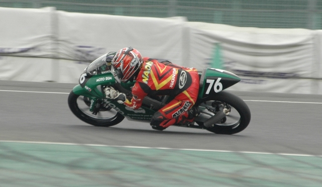 22010年 全日本ロードレース選手権  第1戦 筑波サーキット