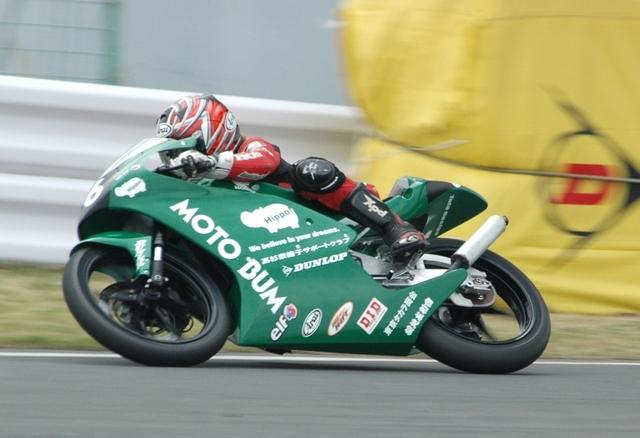 2010年 全日本ロードレース選手権シリーズ第1戦 筑波サーキット