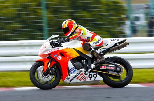 2007年 全日本ロードレースRd3 in筑波