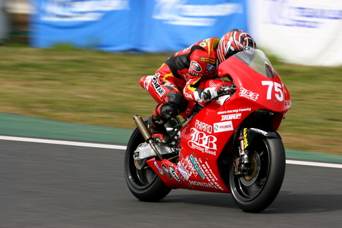 2009 全日本ロードレースRd.1 筑波サーキット