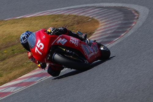 2009 全日本ロードレース Rd1.筑波サーキット