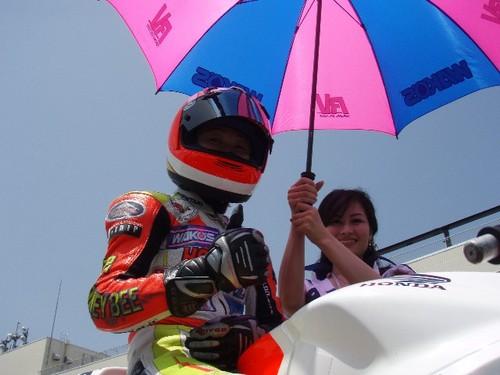 2007年 全日本ロードレースRd4 inオートポリス