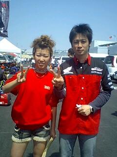 浜松エスカルゴ 久保山選手