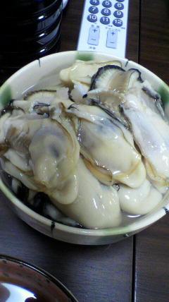 牡蠣料理パート2