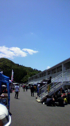 岡山のレース