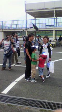 熊本地方テレビさん
