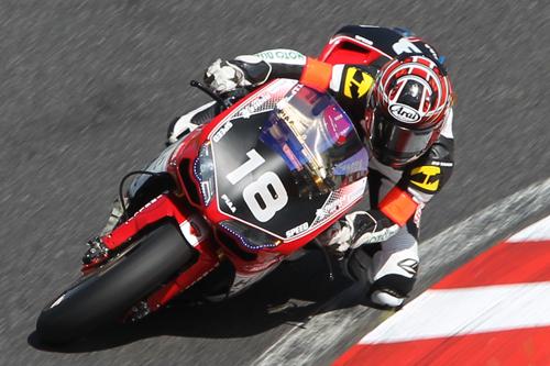 鈴鹿8耐久ロードレース