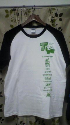 高杉奈緒子応援Tシャツ