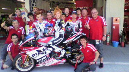 鈴鹿8時間耐久ロードレース発表