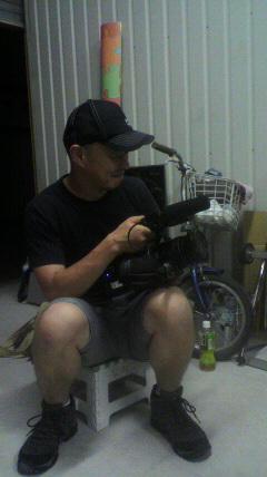 CBCテレビディレクター、丸山さん