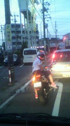 バイクで会いたいパレード