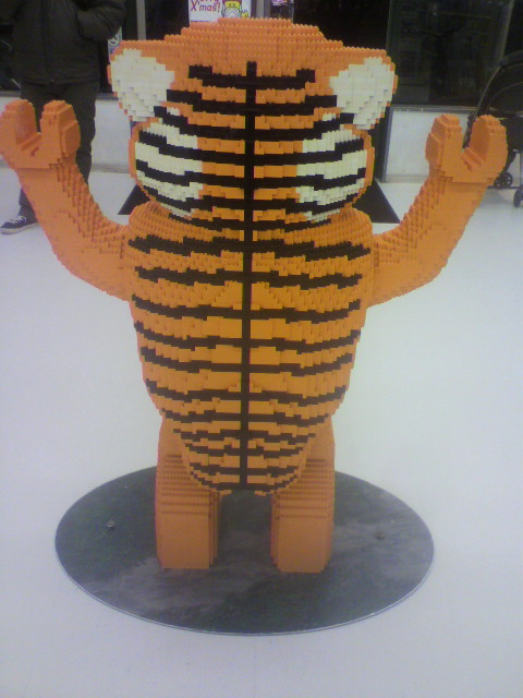 御殿場アウトレットで見たもの、レゴ