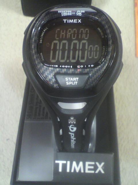 ファイテンさん腕時計