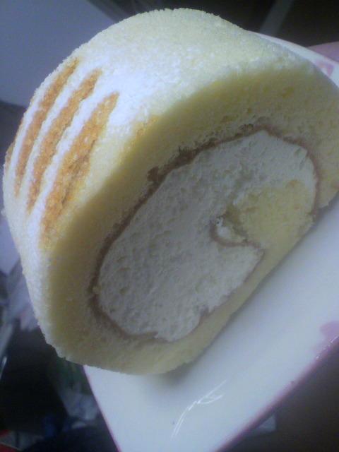 ロールケーキの配分