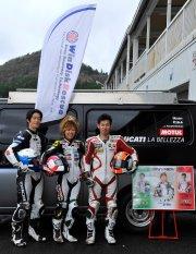 2012年鈴鹿8時間耐久ロードレース体制発表