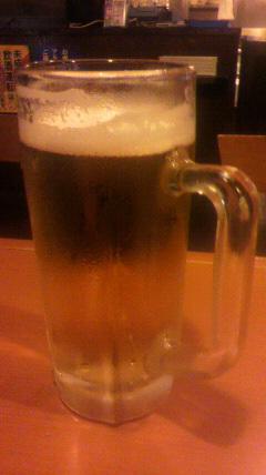 飲んでます