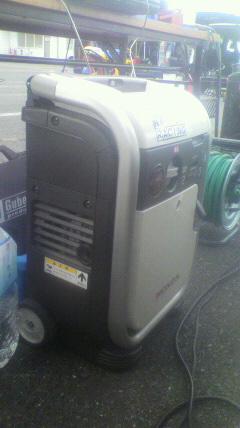 ガス発電機