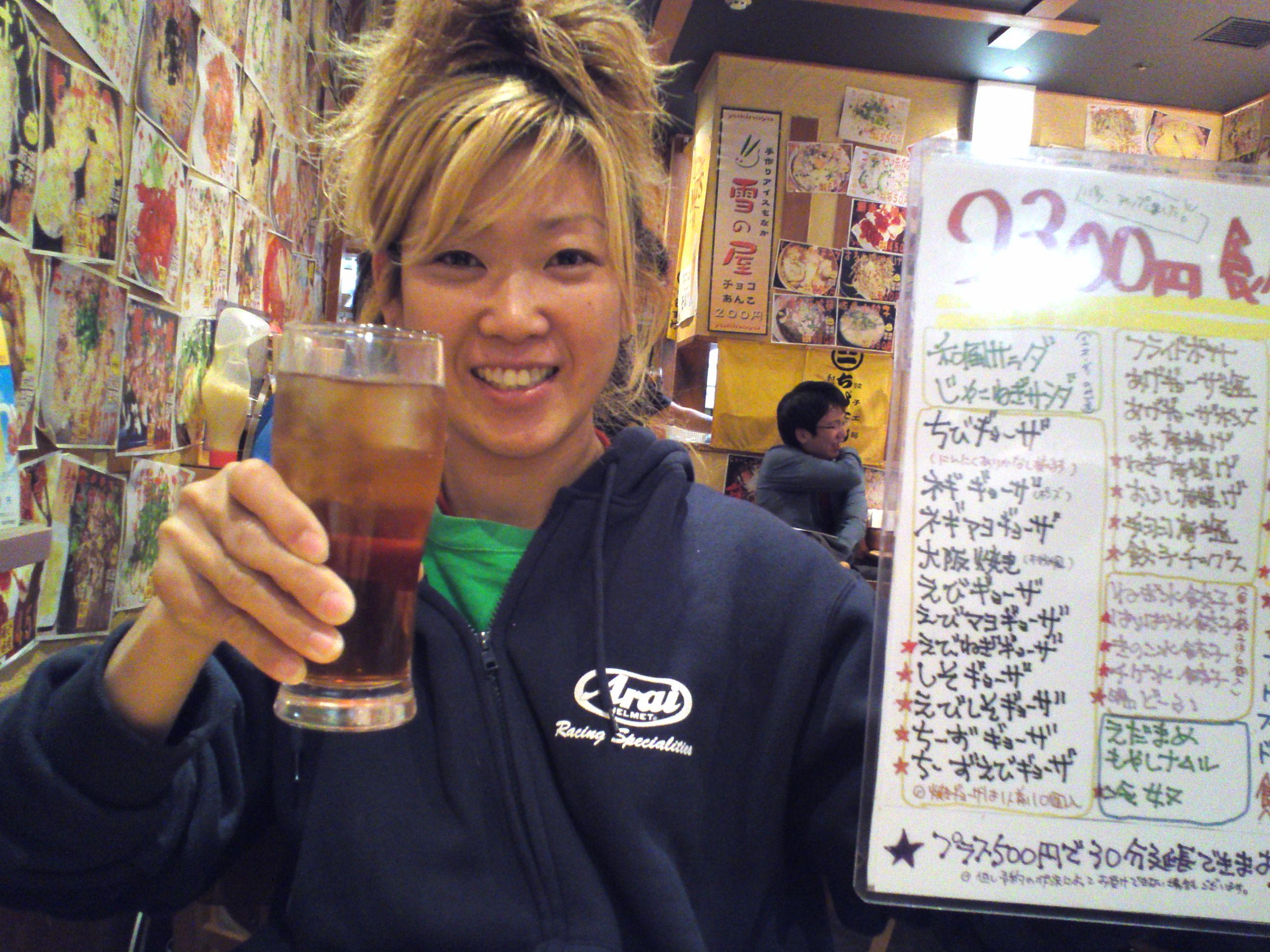 餃子工房ちびすけ、梅田三番街