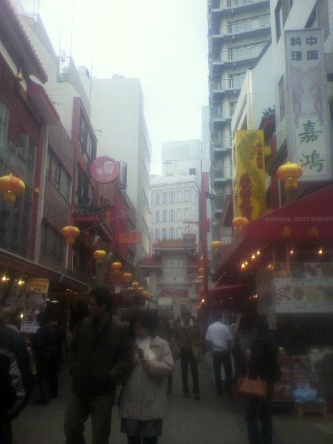 神戸食べ歩きツアー