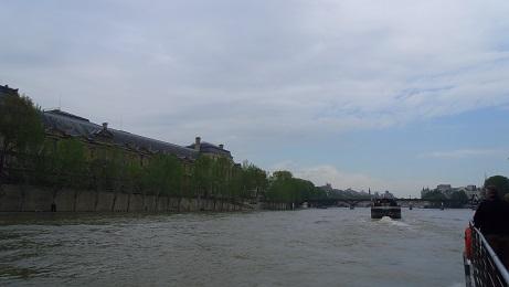 セーヌ川クルージング