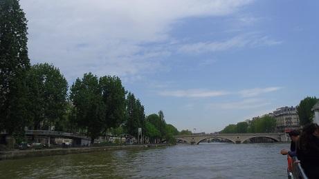 クルージング風景写真