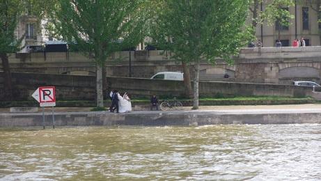 セーヌ川クルージング風景写真2