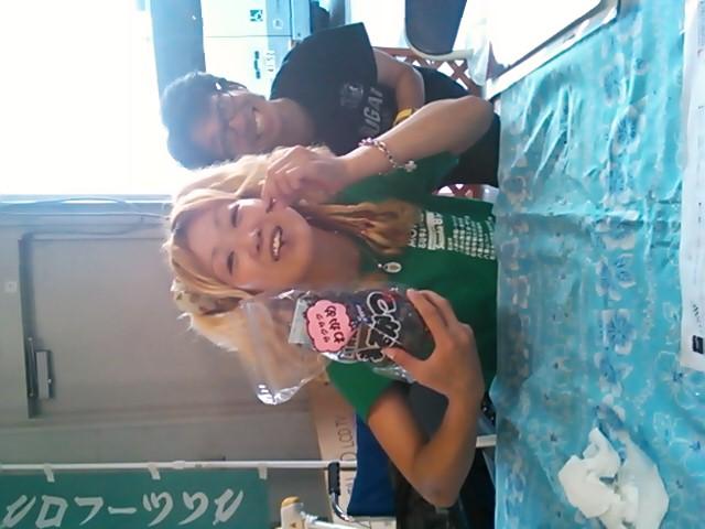 智美さんと娘さんの京香ちゃん