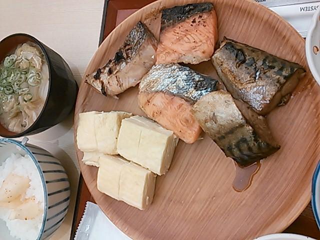 フランスから帰国の日本食