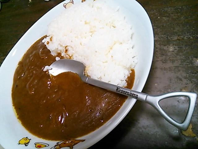 昨日のお昼ご飯
