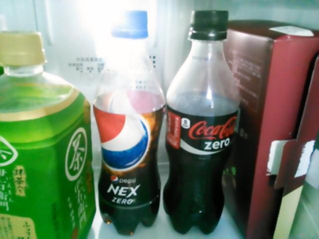 会社の冷蔵庫