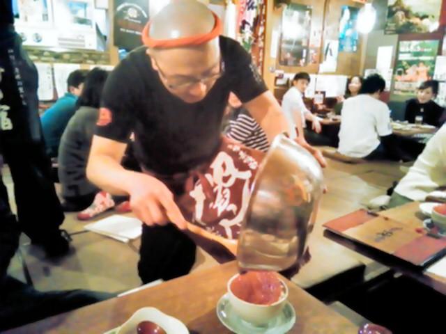 札幌居酒屋 はちきょう 名物つっこめし