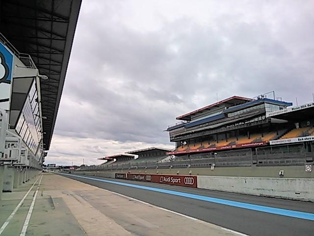 フランス ブガッティサーキット
