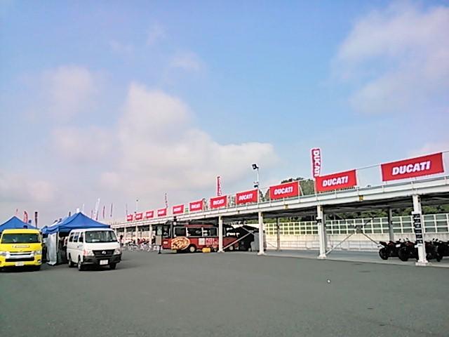千葉県 ドウカティイベント