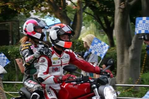 2015年 バイクで会いたいパレード