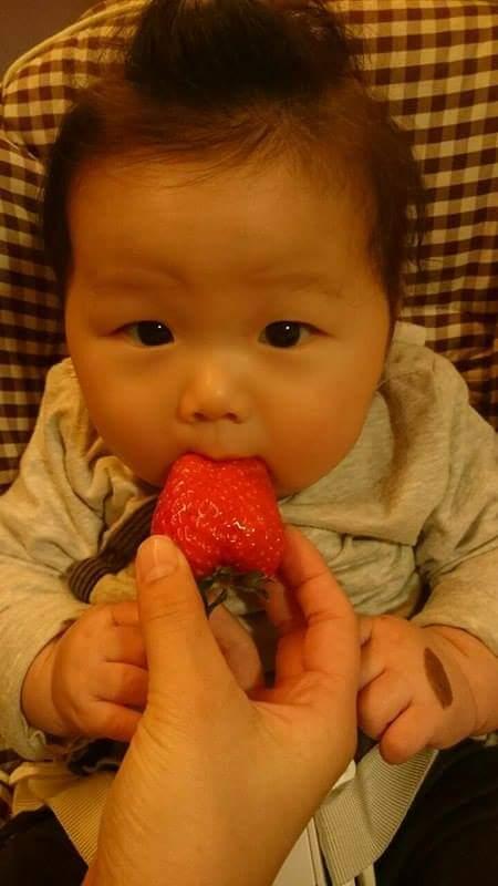 西川さん家の赤ちゃん