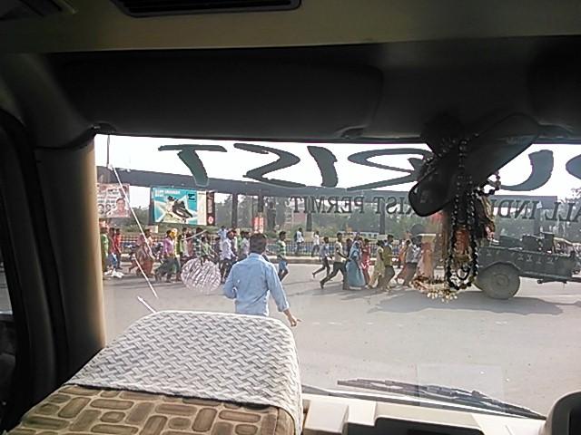 インド ブッダサーキット