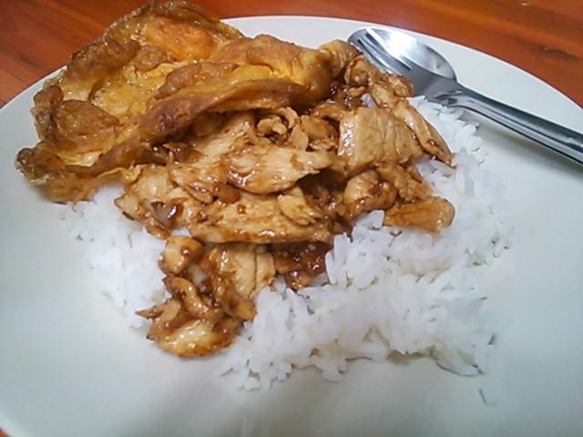 タイのご飯