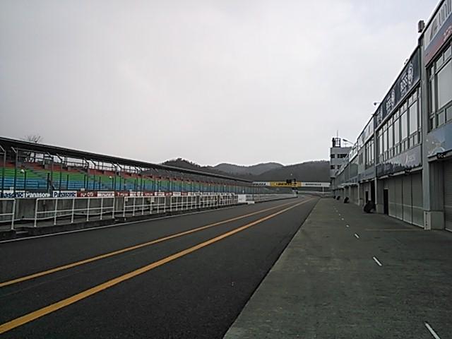 岡山サーキット