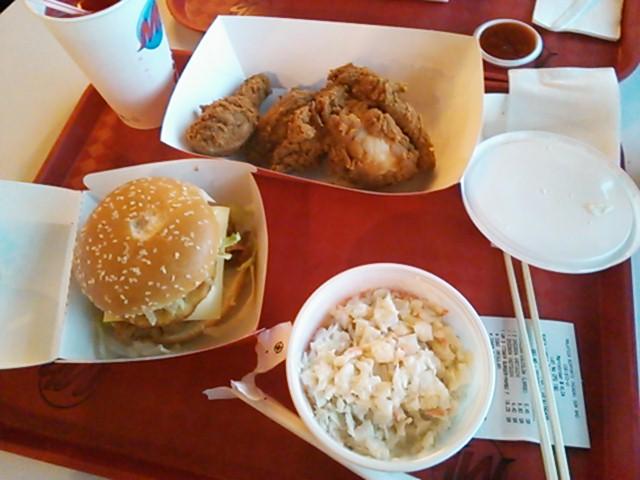 マレーシアの御飯