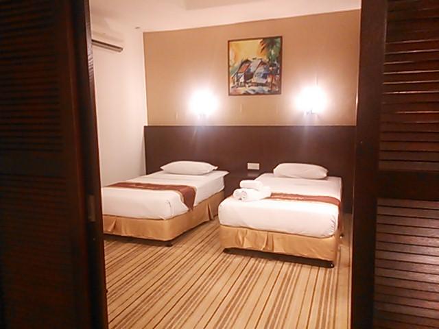 マレーシアジョホールホテル