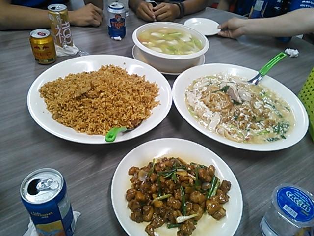 マレーシア御飯