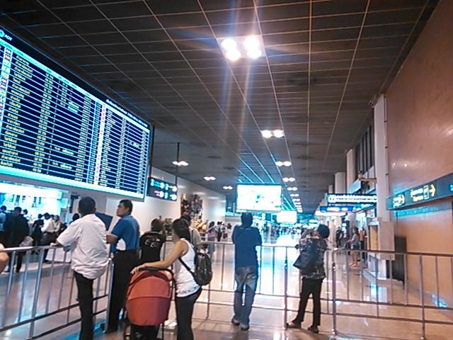タイ バンコク空港から